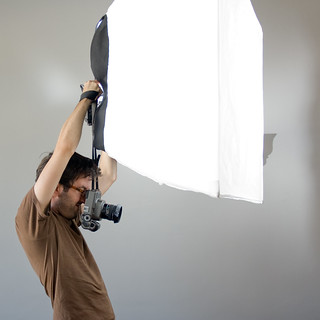 on-camera lighting | by Ben Syverson