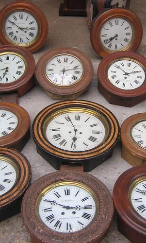 clock tops