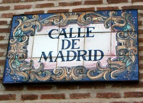 Calle de Madrid | by Tapas Talk