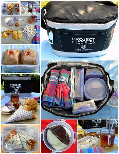Picnic Collage | by CinnamonKitchn