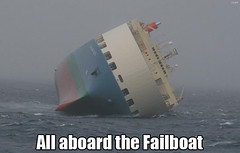 The Fail Boat | by Certified