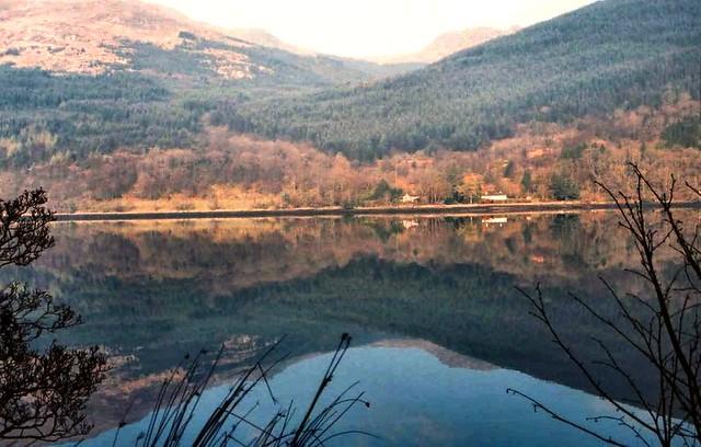 Long Loch from Arrochar