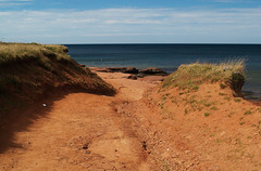 Red Sand Beaches | by Viv Lynch