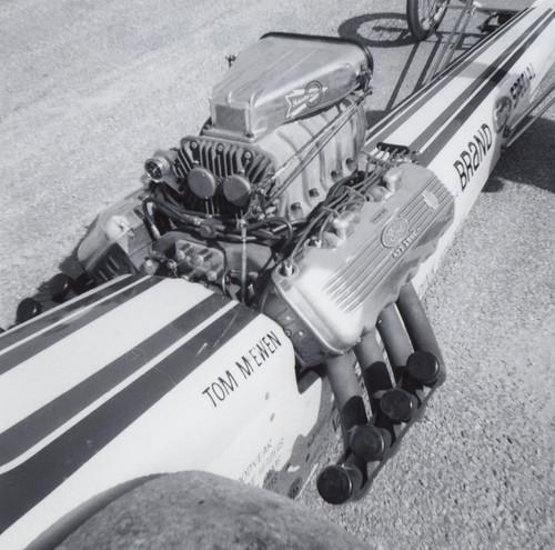 Tom Mcewen Tom Mcewen Ford 427 Sohc 1966 Tulsa World