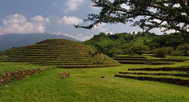 Piramide 2 Guachimontones 2