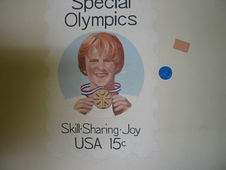 Stamp Mural: Special Olympics | by California State University Channel Islands