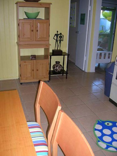 Palmetto Guesthouse Front Kitchen | by palmettoculebra