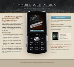 Inspiration: Mobile Web Design | by Patrick Haney