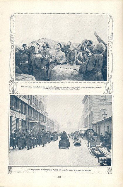 Ilustração Portugueza, No. 468, February 8 1915 - 12
