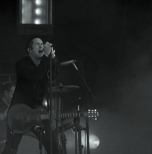 Trent Reznor of Nine Inch Nails | by Nicola T