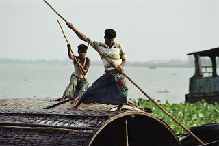 Ferrying on theMeghna River | by World Bank Photo Collection