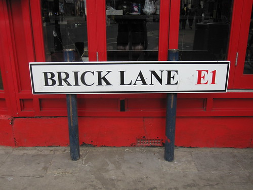 Brick Lane | by veganbackpacker