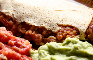 Amy's GF DF Burrito | by Jennifer Lynn Photos & Design