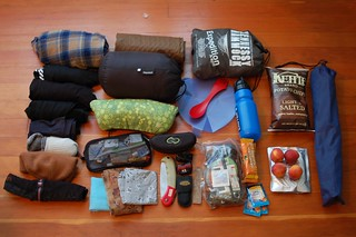 SON Packing List for Middle Fork Snoqualmie | by joeball