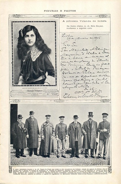 Ilustração Portugueza, No. 468, February 8 1915 - 8