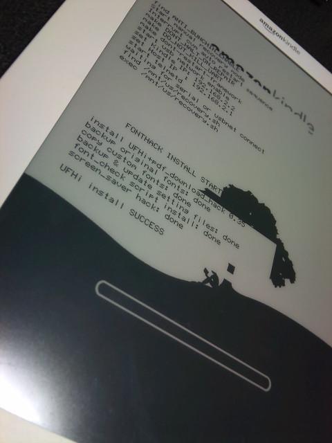 Kindle 2.5日本語化 (2)