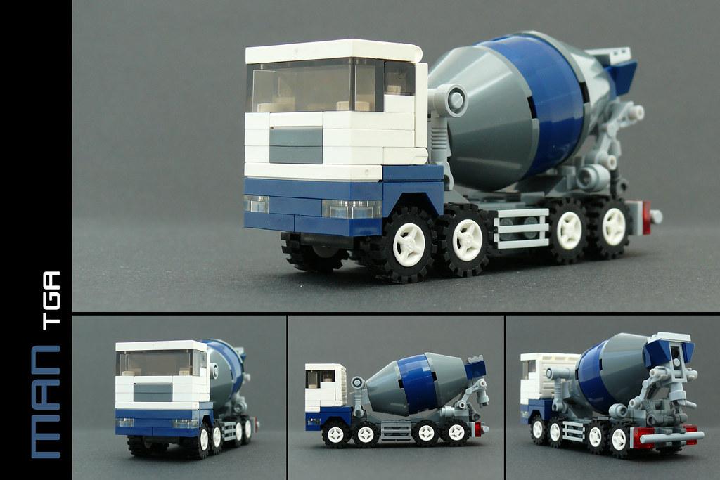 Microscale Trucks Flickr