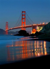 Golden Gate Bridge at Night | by !STORAX