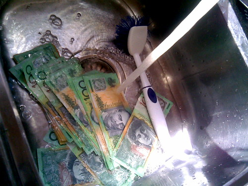 Money Laundering :: 1 of 2 | by Lachlan
