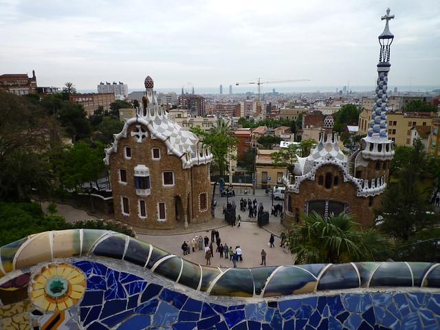 Qué hacer y ver en Barcelona - Parc Güell