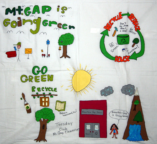 Mt. Gap Elementary Science Club in Huntsville, Alabama | by International Fiber Collaborative, Inc.