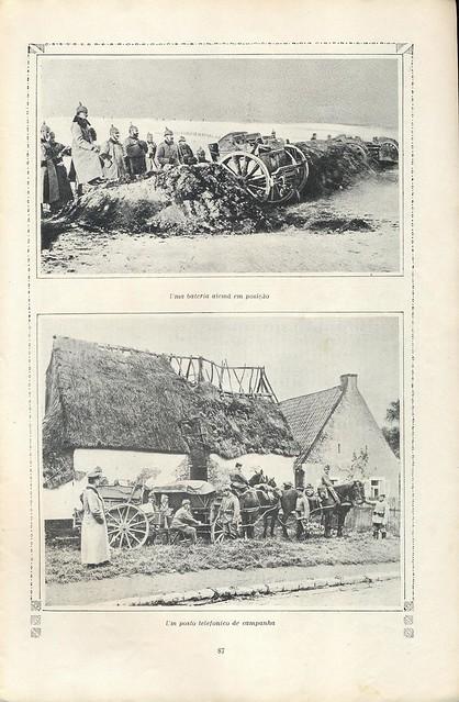 Ilustração Portugueza, No. 465, January 18 1915 - 23