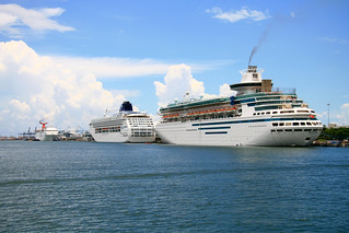 Downtown Cruiseship Port of Miami | by thepalmshotel