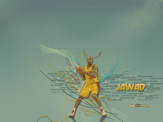 2008-2009 Wallpaper Jawad Williams | by Cavs History