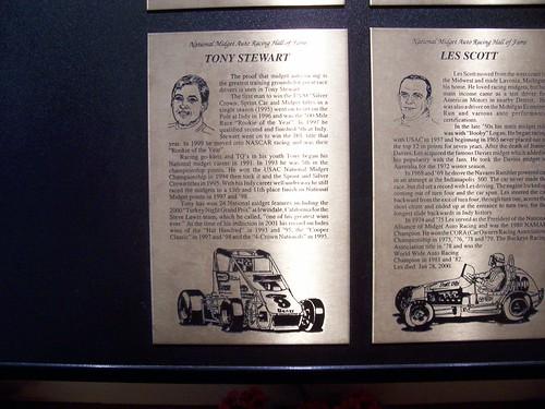 midget racing hall of fame