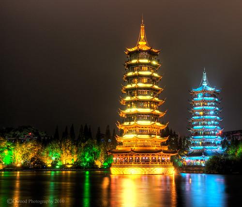 Guilin Pagodas