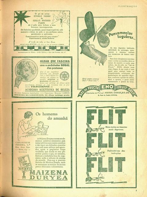 Ilustração, No. 109, Julho 1 1930 - 4