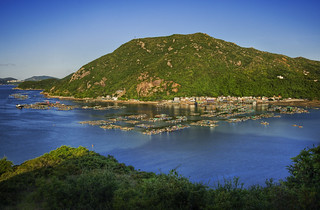 China's Opal Blue Bay of Lamma Island | by Stuck in Customs