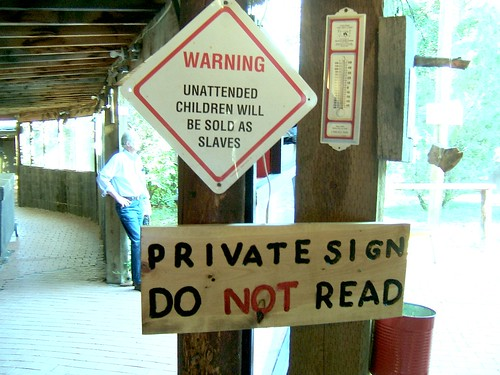 Funny signs | by D O L L A R P I C $