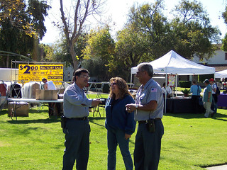 Staff Attending the 2003 Vendor Fair | by California State University Channel Islands