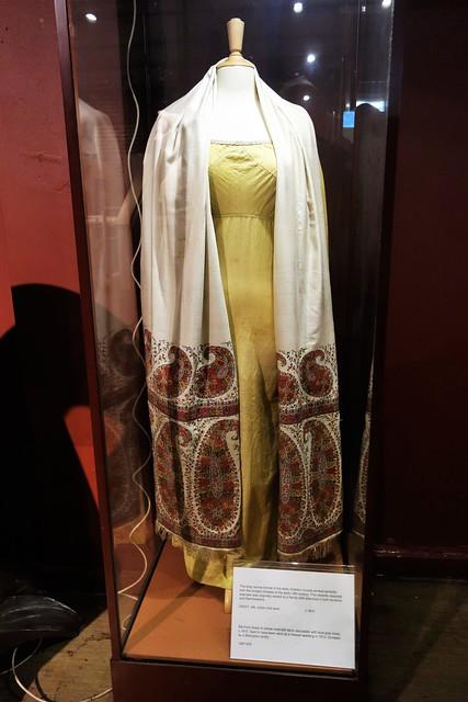 Paisley Shawl, Paisley Museum, Scotland