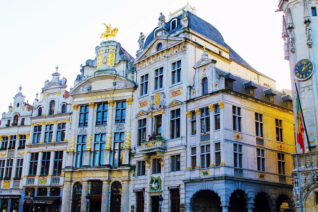 Drawing Dreaming - 48 horas em Bruxelas - o que fazer - Grand Place