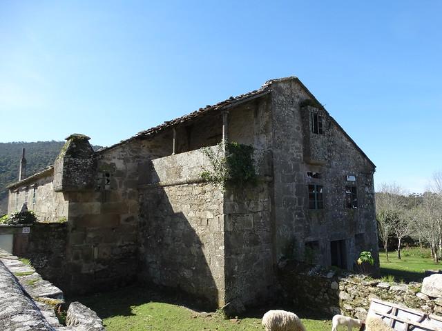 Rectoral de San Martiño de Miñortos