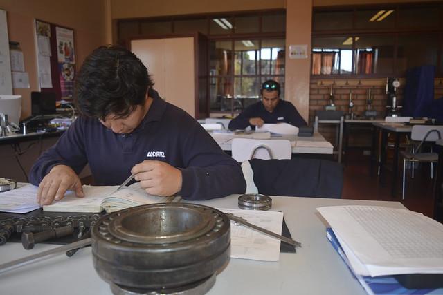 (2) Certificación de Competencias Laborales