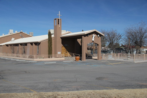 Our Lord of Mercy Catholic Church, Hatch, NM