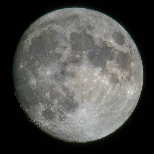 Moon, April 19, 2016