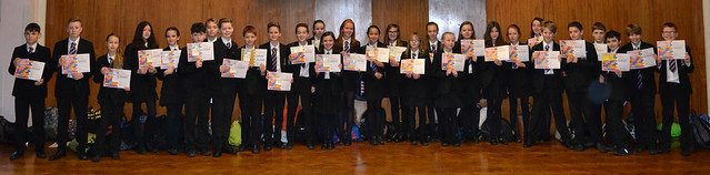 Year 7 Pastoral Achievement Assembly January 2016