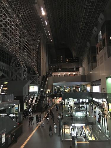 JR京都駅中央口