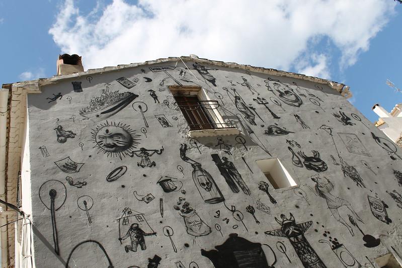 fanzara miau street art