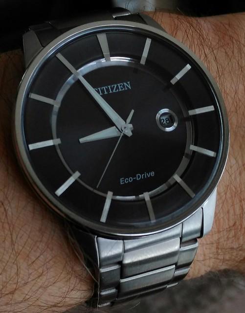 Citizen Eco Drive  25814070790_3f531bbdd8_z