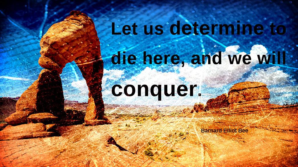 determine conquer