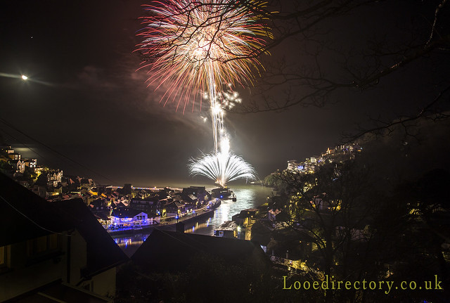 Looe New Years Eve