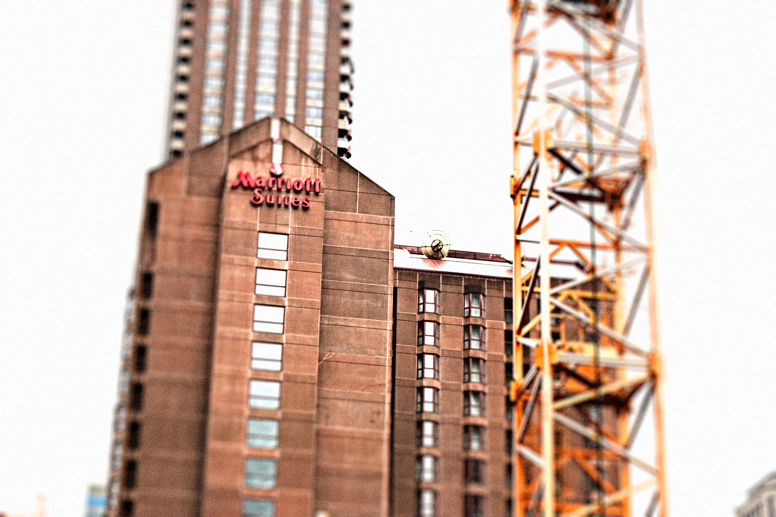 Marriott Suites, Midtown, December 2015
