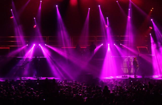 Concert at the Salem Civic Center