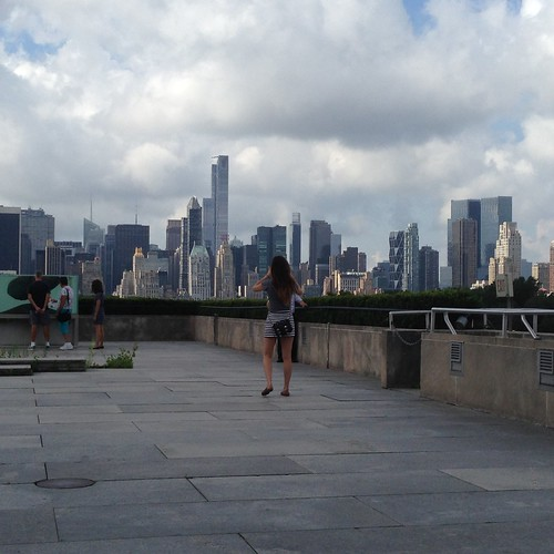 Metropolitan Museum Top Roof, NYC aug2015. Nueva York