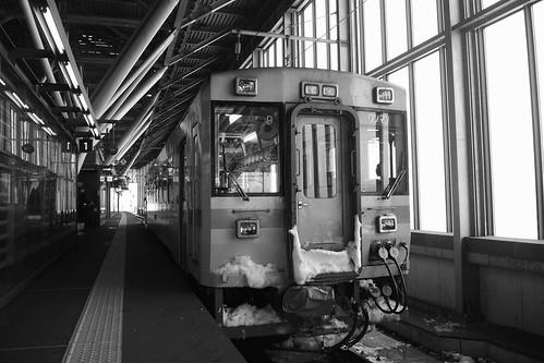 Asahikawa Station on JAN 03, 2016 (4)